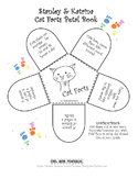 Printable Cat Facts Petal Book: Activity for the Stanley &