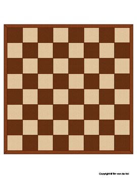 graphic regarding Chess Board Printable called Printable Chess Match