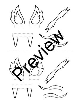 printable chinese dragon puppet craftivity template chinese new