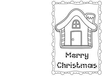 Printable Christmas Cards {Freebie}