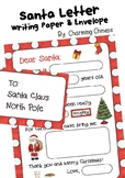 FREE Printable Christmas Letter Writing Paper and Envelope