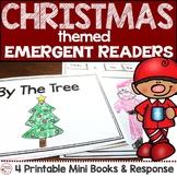 Printable Christmas Emergent Readers