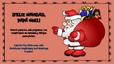 Printable Christmas Tale - Cuento de Navidad