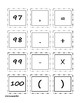 Printable Classroom Numbers and Math Symbols