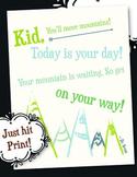Printable Classroom Quote