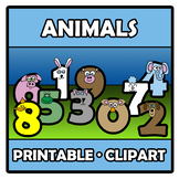 Printable Clipart - Animals