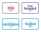 Printable Collocation and Preposition Flash Cards: INTERMEDIATE
