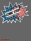 Printable Comic Strip Templates