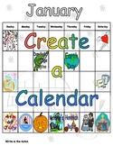 Printable Create a Calendar