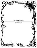 Printable Dayplanner - Editable