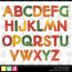 *FALL INTO AUTUMN* Seasonal Theme Letters, Numbers Printable Clip Art