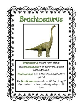photograph regarding Printable Dinosaur called Printable Dinosaur Real truth Sheets