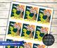 Printable Dinosaur Valentines Day Card - Printable Valentine