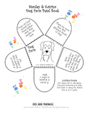 Printable Dog Facts Petal Book: Activity for the Stanley &