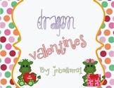 Printable Dragon Themed Valentines!