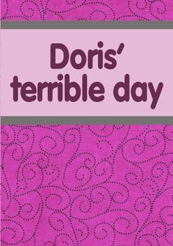 Printable ESL Book: Doris' Terrible Day (5th-6th grade)
