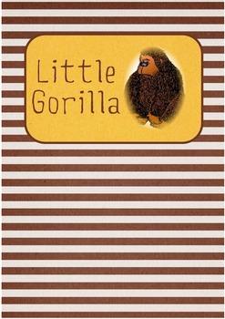 Printable ESL Book: Little Gorilla (1st-2nd grade)