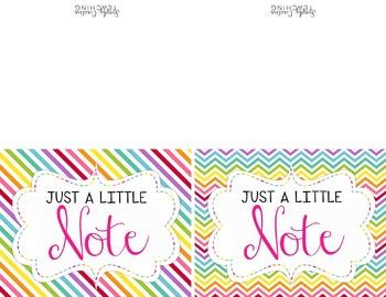Printable & Editable Greeting Cards
