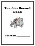 Printable Elementary Grade Book