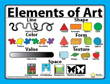 The Fourth Unit We Are Studying In Kindergarten Is Exploring The Final Four Elements Of Value Texture Form Ande Each Week Of This Unit Will