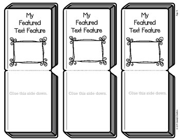 Exit Tickets, Share Slips, and Foldable Reading Fun Grades 3-5