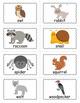 Printable Forest Animals Bingo Game