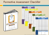 Printable Formative Assessment Booklet (+ READY TO GO PROFESSIONAL DEVELOPMENT)