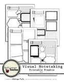 Printable Freebie Visual Notetaking Printable Templates