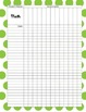 Printable Grade Record Book Pages