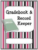 Printable Gradebook and Record Keeper