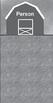 Printable Grammar File Folder Game Barnyard Sort - Sorting Nouns Grayscale