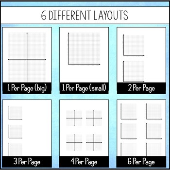 photo about Printable Coordinate Grids called Printable Graph Paper, Graphs, and Coordinate Grids