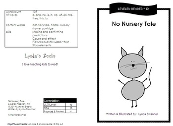Printable Guided Reading Books- Level 10 DRA