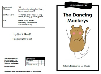 Printable Guided Reading Books- Level 16 DRA