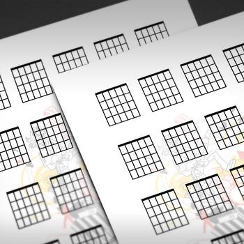 Guitar Chords Diagram *Freebie*