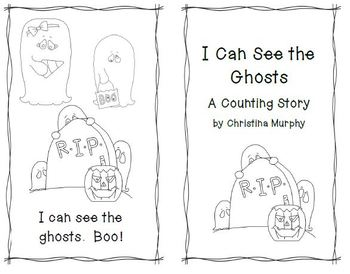 Printable Halloween Reader