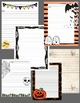 Printable Halloween Writing Pages