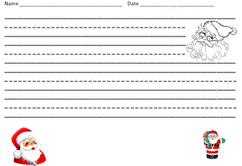 Printable Holiday Paper