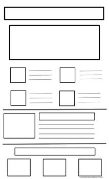 Printable Infographic Templates