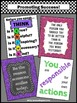 Classroom Rules Posters, THINK Before You Speak Poster, Classroom Decor