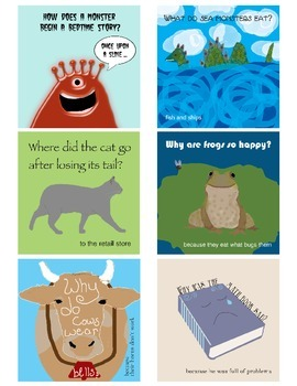 Printable Jokes for Students, set 1