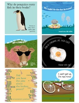 Printable Jokes for Students, set 2