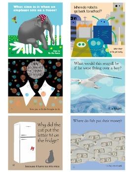 Printable Jokes for Students, set 3