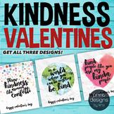 Printable Kindness Valentines Day Card - Printable Valentine - School Valentine