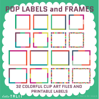 Pop Labels
