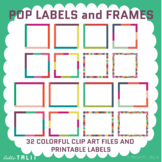 FREE THIS WEEK!: Pop Labels