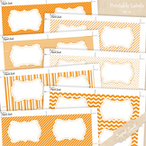 Printable Labels Set 19