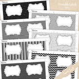 Printable Labels Set 21