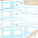 Printable Labels Set 24