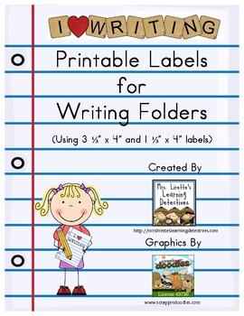image regarding Printable Folders called Printable Labels for Producing Folders No cost